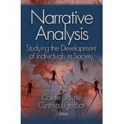Narrative Analysis by Colette Daiute