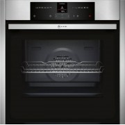 Neff B15CR32N1B Single Built In Electric Oven - Stainless Steel