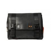Vargu Queru sac - Bolso bandolera cm compartimento portátil black-rose