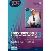 BTEC Level 3 National Construction and the Built Environment by Simon Topliss