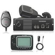 Statie radio modulara TTi TCB-R2000 4W ASQ, Telecomanda