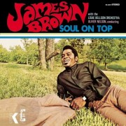 James Brown - Soul On Top (0602498617182) (1 CD)