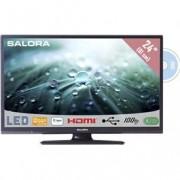 Salora 24 inch LED TV/DVD-combi 24LED9105CD
