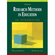Research Methods in Education by William Wiersma