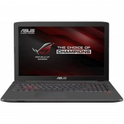 Laptop Asus ROG GL752VW-T4017D 17.3 inch Full HD Intel Core i7-6700HQ 24GB DDR4 2TB HDD 128GB SSD nVidia GeForce GTX 960M 4GB Black