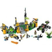Jucarie LEGO Chima Lavertus Outland Base 70134