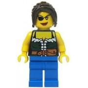 """Pirate (Female) - LEGO Pirates 2"""" Figure"""