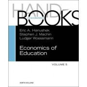 Handbook of the Economics of Education: Volume 5 by Eric A. Hanushek