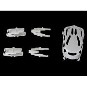 "Revell Módulo Kabinenhaube für Quadrocopter ""Nano Quad"" (23970)"