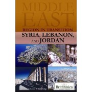 Syria, Lebanon, and Jordan by Laura S Etheredge