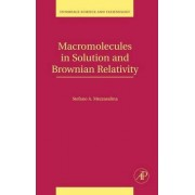Macromolecules in Solution and Brownian Relativity: Volume 15 by Stefano Antonio Mezzasalma