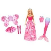 Barbie Royal Dress Up Doll by Barbie