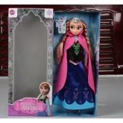 Ysf®Peluche 30cm Frozen Anna A Poupée En Plastique