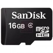 SanDisk microSDHC 16Go carte mémoire