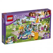 Lego - 41313 - LEGO Friends - La piscina all'aperto di Heartlake