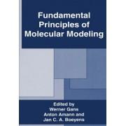 Fundamental Principles of Molecular Modeling by Werner Gans