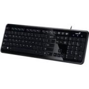 Tastatura Multimedia Genius Slimstar i250 Neagra