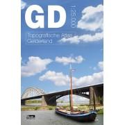 Atlas Topografische Atlas provincie Gelderland | 12 Provinciën