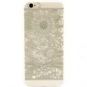 Husa Capac Spate Spirit Natural Argintiu APPLE iPhone 6 Plus, iPhone 6s Plus YUPPI LOVE TECH