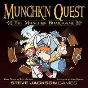 Munchkin Quest Board Game