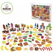 KidKraft Set de mancaruri Tasty Treats Pretend Food