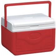 Coleman FlipLid 6 Personal Cooler Red