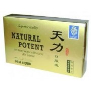 Natural Potent 6 fiole Original