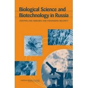 Biological Science and Biotechnology in Russia by and Non-Proliferation Activities Counter-Terrorism Basic Research Agriculture Committee on Future Contributions of the Biosciences to Public Health