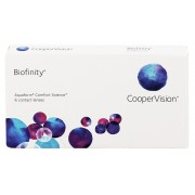 Biofinity 3 buc.