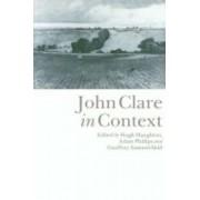 John Clare in Context by Hugh Haughton