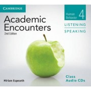 Academic Encounters Level 4 Class Audio CDs (3) Listening and Speaking by Miriam Espeseth