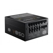 Cooler Master V850 - Fully Modular 850W 80 PLUS Gold PSU with Silencio Silent 135mm fan (6th Generation Skylake Ready)