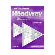 New Headway Third Edition Upper-Intermediate Workbook with key