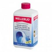Soluţie pentru curăţarea căzilor de baie cu hidromasaj
