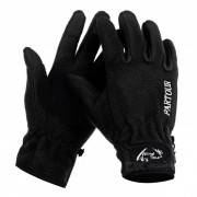 Wind Tour WT073021 Outdoor Cycling Anti-Slip Warm Touch Screen Full Finger Gloves - Black (M / Pair)
