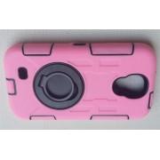 Stevige kinderhoes roze voor de Samsung Galaxy S4