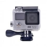 """Mini Dual Screen Sport Caméra d'action 12MP Mini DV Sport w / 2 """"LCD, Wi-Fi, 1080p, 4K"""
