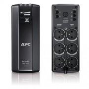 UPS APC Back-UPS RS line-interactive / aprox.sinusoida 1200VA / 720W 6conectori Schuko CEE7 (APC)