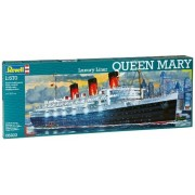 Revell - Maquette - Queen Mary - Echelle 1:570-Revell