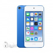 Apple MKHV2NF/A iPod Touch 32 GB blauw