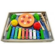 Schoenhut - Percusión para niños (BB0310) [Importado de Inglaterra]