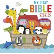 My First Bible Stories by Dawn Machell