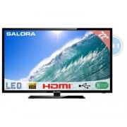 "Salora 22LED2605D 22"" Full HD Negro LED TV Televisor (55,88 cm (22""), Full HD, 1920 x 1080 Pixeles, 6W, 1000 páginas, Reproductor de DVD)"