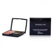DiorBlush Vibrant Colour Powder Blush - # 566 Brown Milly 7g/0.24oz DiorBlush Glowing Color Прахообразен Руж - # 566 Brown Milly