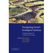 Navigating Social-ecological Systems by Fikret Berkes