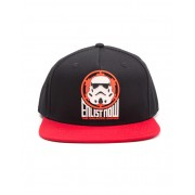 Star Wars Galactic Empire Stormtrooper Snapback шапка с козирка