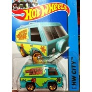 Hot Wheels 2014 Tooned I Hw City Scooby-Doo The Mystery Machine 84/250 by Hot Wheels