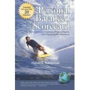 Personal Balanced Scorecard by Hubert K. Rampersad