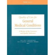 Quality of Care for General Medical Conditions by Eve A. Kerr