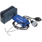 Baumanometro Aneroide Con Estetoscopio Microlife BPAG1 30 - Azul